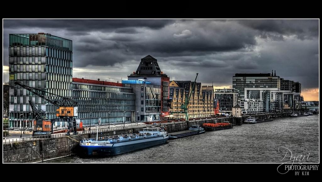 Auf der Kölner Südbrücke4